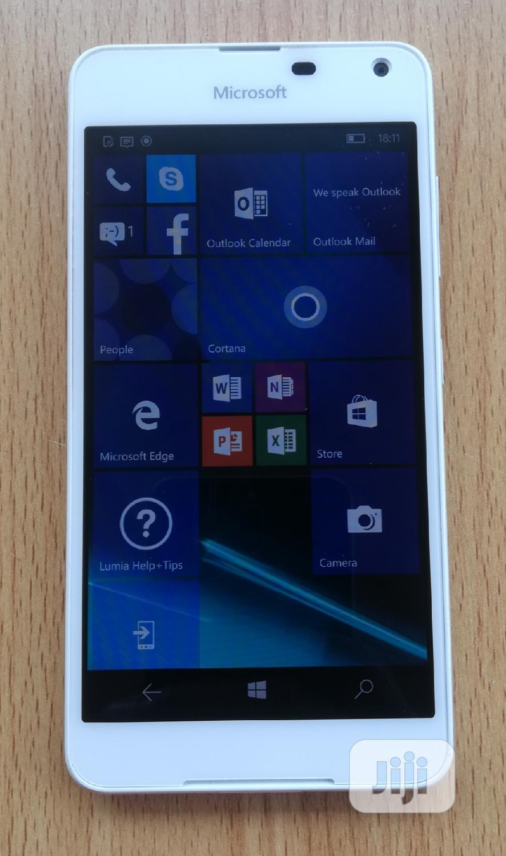 Microsoft Lumia 650 16 GB White
