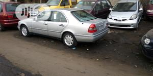 Mercedes-Benz C180 2003 Silver | Cars for sale in Lagos State, Apapa