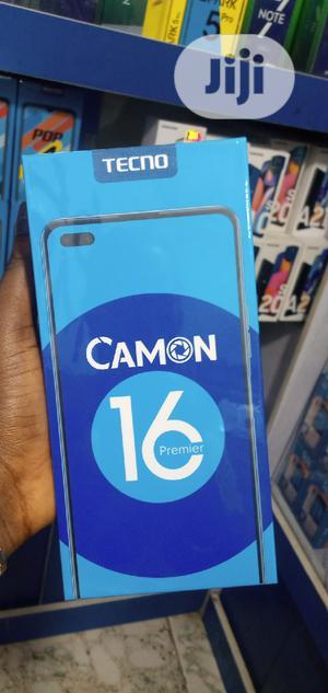 New Tecno Camon 16 Premier 128 GB | Mobile Phones for sale in Lagos State, Ikeja