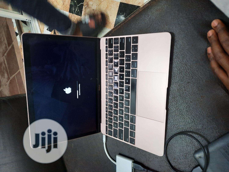 Laptop Apple MacBook 8GB Intel Core M SSD 256GB