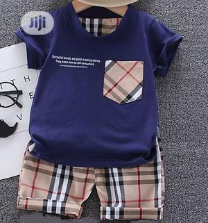 Baby T-Shirt and Short Set for 6-24months | Children's Clothing for sale in Lagos State, Amuwo-Odofin
