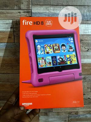 New Amazon Fire HD 8 32 GB Pink | Tablets for sale in Lagos State, Ajah