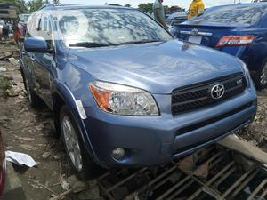 Toyota RAV4 2008 3.5 Sport Blue   Cars for sale in Lagos State, Apapa