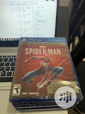 Marvel's Spider-Man: Game of the Year Edition - Playstation | Video Games for sale in Lagos State, Surulere