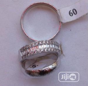Itallian Silver Wedding Ring Set | Wedding Wear & Accessories for sale in Lagos State, Victoria Island