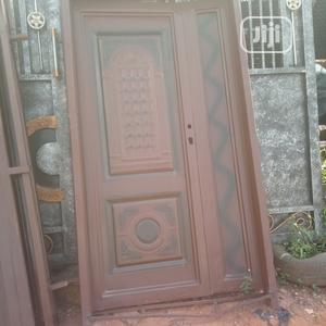 Security Door | Doors for sale in Lagos State, Ikorodu