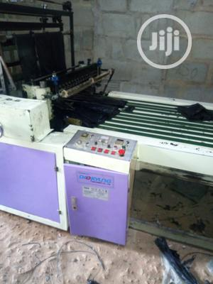 900 Mm Korea - NSK Model Cutting Machine - Double Decker | Manufacturing Equipment for sale in Abuja (FCT) State, Zuba