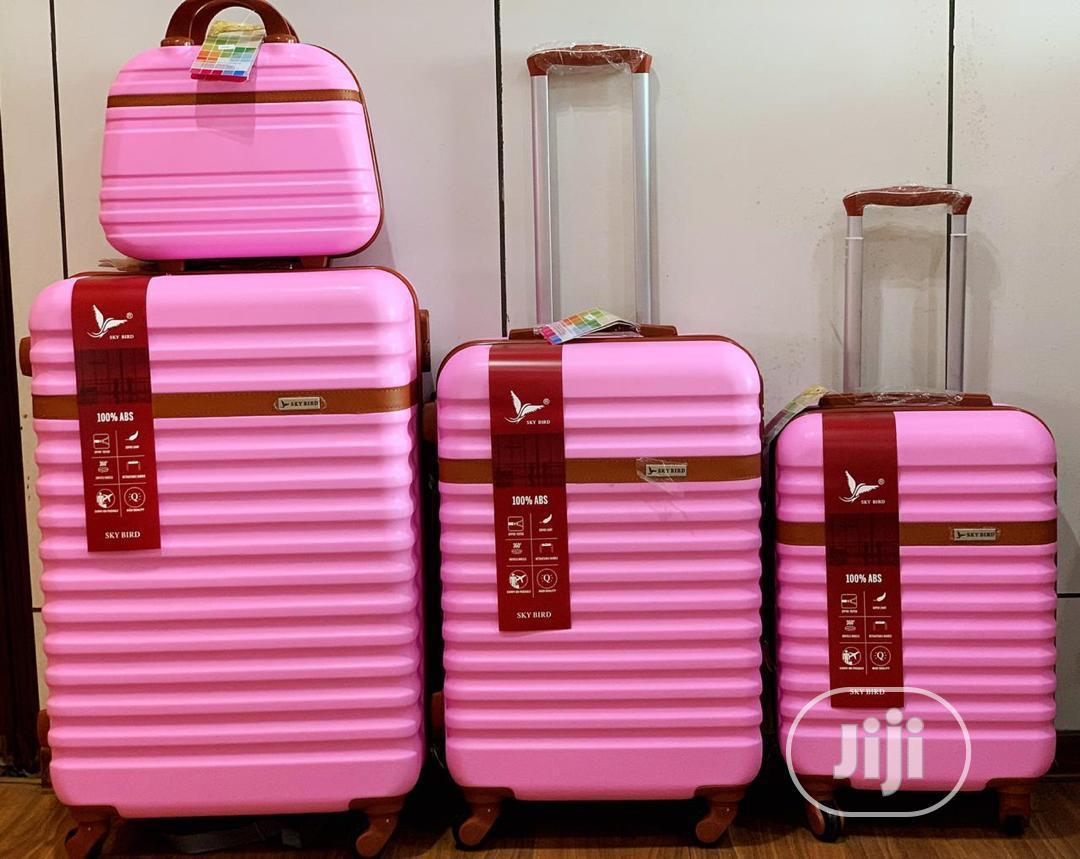 Archive: Sky Bird Luggage
