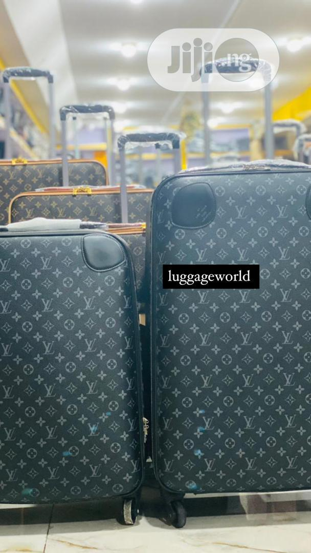 Archive: Luis Vuitton Luggage