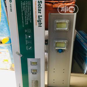 100watts All in One Solar Street Light Aluminium | Solar Energy for sale in Lagos State, Ojo