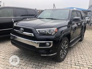 Toyota 4-Runner 2016 Black   Cars for sale in Lagos State, Apapa