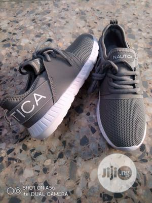 Gray Nautica Sneakers for Kids | Children's Shoes for sale in Lagos State, Lagos Island (Eko)