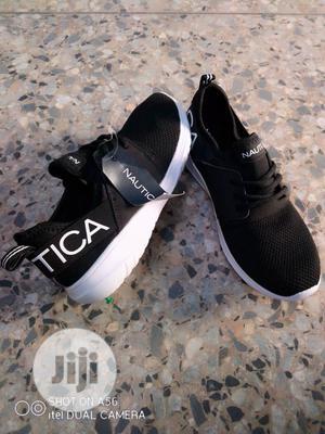 Black Nautica Sneakers | Children's Shoes for sale in Lagos State, Lagos Island (Eko)