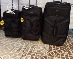 Unique Leaveskings Travelling Bags Set of 3 | Bags for sale in Lagos State, Lagos Island (Eko)