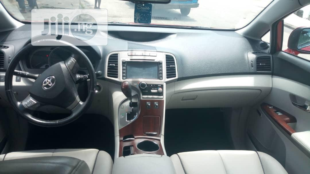Toyota Venza 2010 AWD Red | Cars for sale in Port-Harcourt, Rivers State, Nigeria