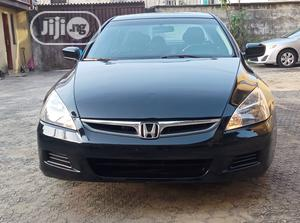 Honda Accord 2007 Black   Cars for sale in Rivers State, Port-Harcourt