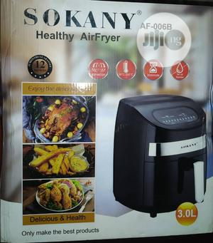 Sokanny Air Fryer | Kitchen Appliances for sale in Lagos State, Surulere