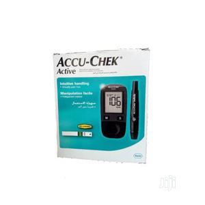 Accu-chek Blood Glucose & Sugar Level Monitor +10 Freestrips | Medical Supplies & Equipment for sale in Lagos State, Kosofe