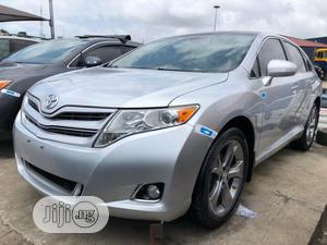 Toyota Venza 2012 V6 Silver | Cars for sale in Lagos State, Apapa