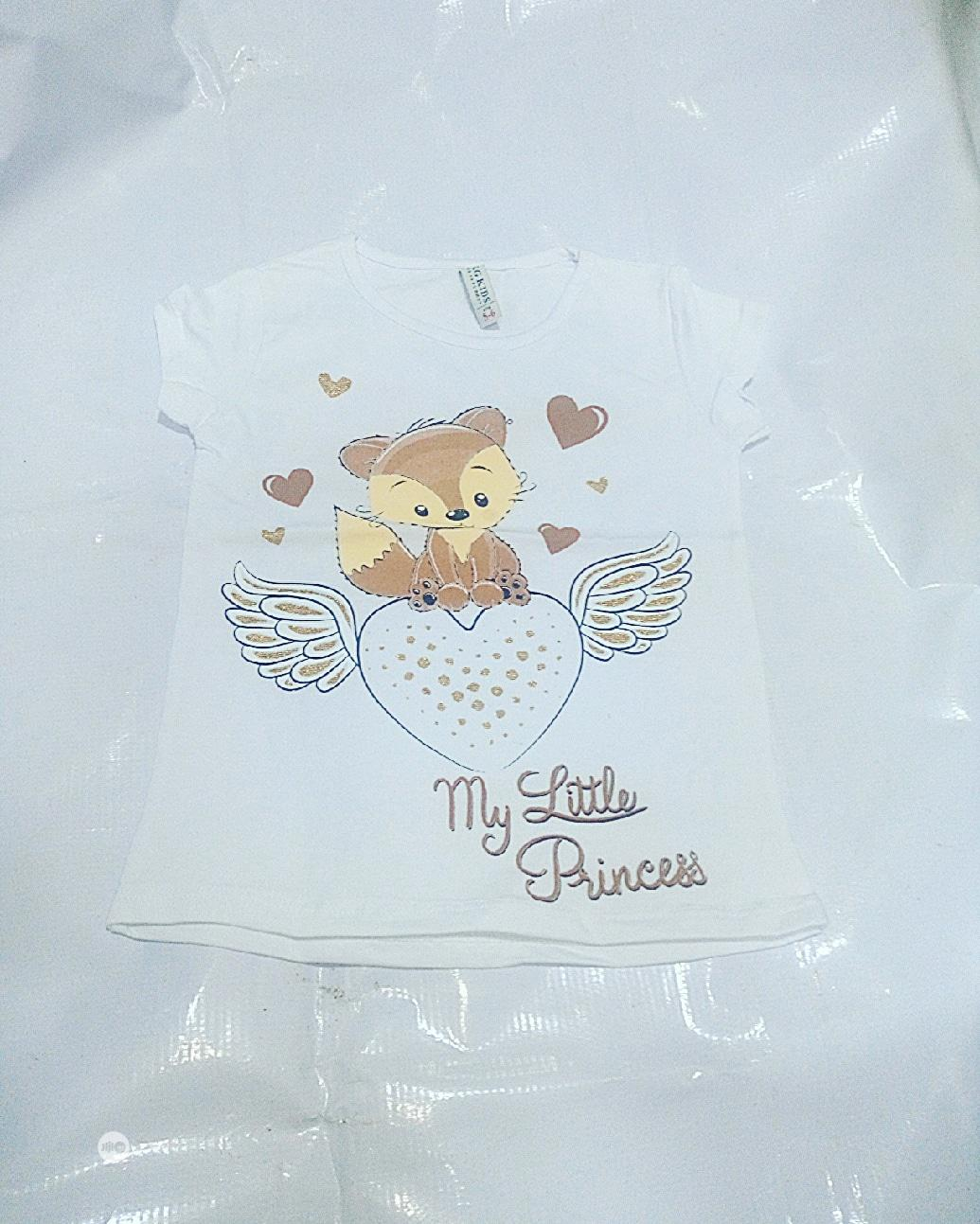 Archive: Turkey Mickey Mouse Character White Tops