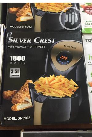 Silver Crest Air Fryer - 1800 Watts | Kitchen Appliances for sale in Lagos State, Lagos Island (Eko)