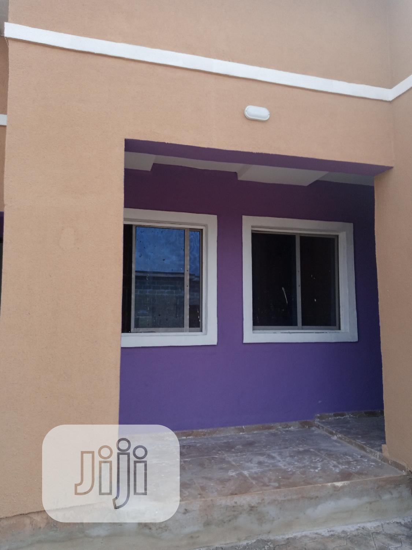 Two Bedroom Bungalow at Mowe-Ofada