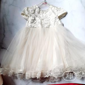 Ivory Baby Gown | Children's Clothing for sale in Enugu State, Enugu
