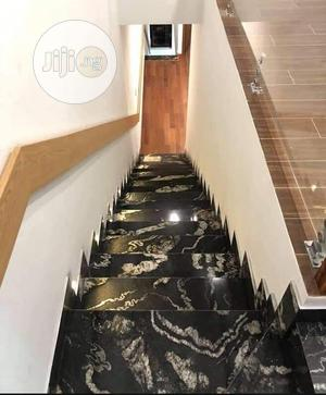 Black Wave Marbles, Quartz Marble And Granite Slabs, | Building & Trades Services for sale in Lagos State, Orile