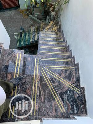 Amaya Blue Granite, Quartz Marble, Staircase Slabs, | Building & Trades Services for sale in Lagos State, Orile