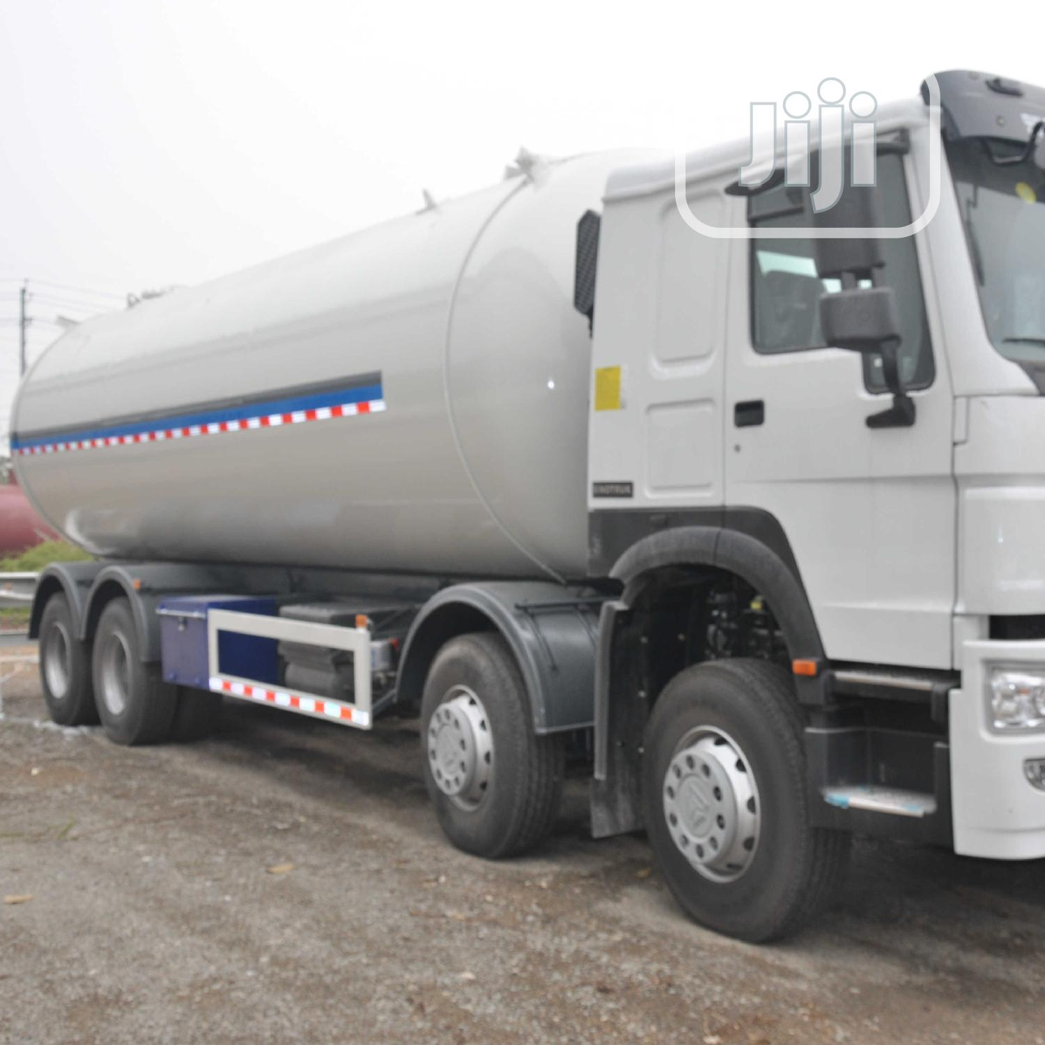 LPG Gas Truck For Sale