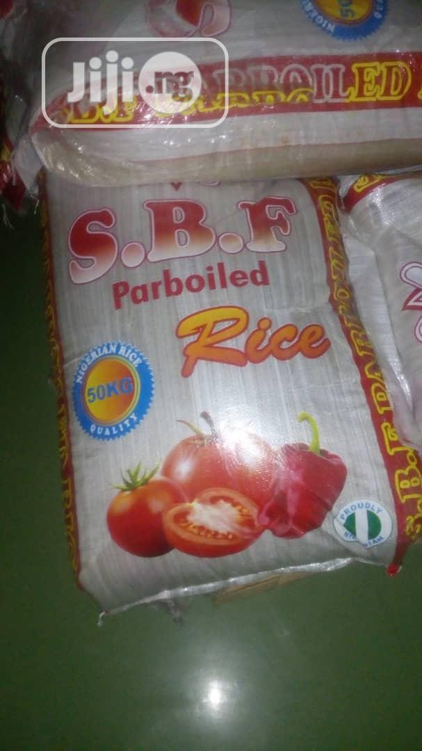 Archive: Best Quality Nigerian Rice At Wholesale Price