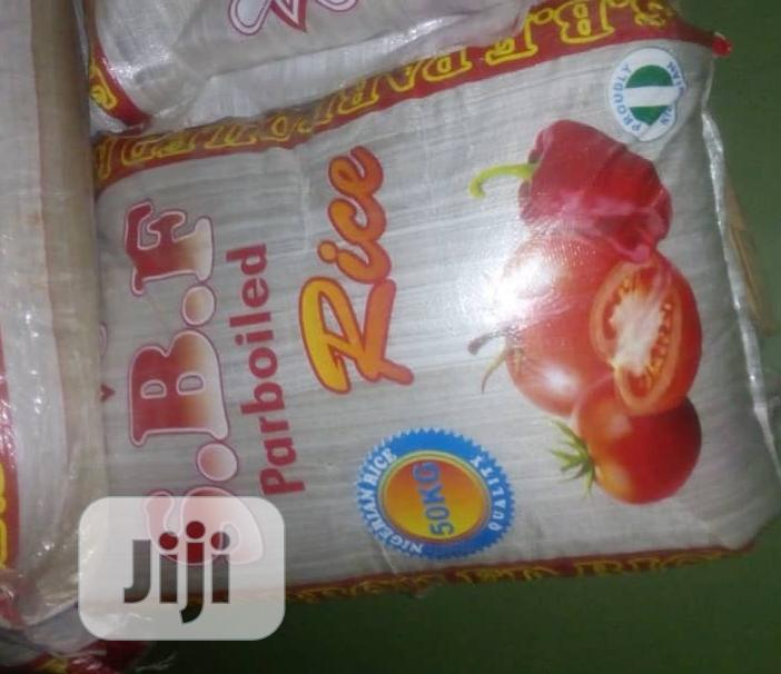 Archive: High Quality Nigerian Rice