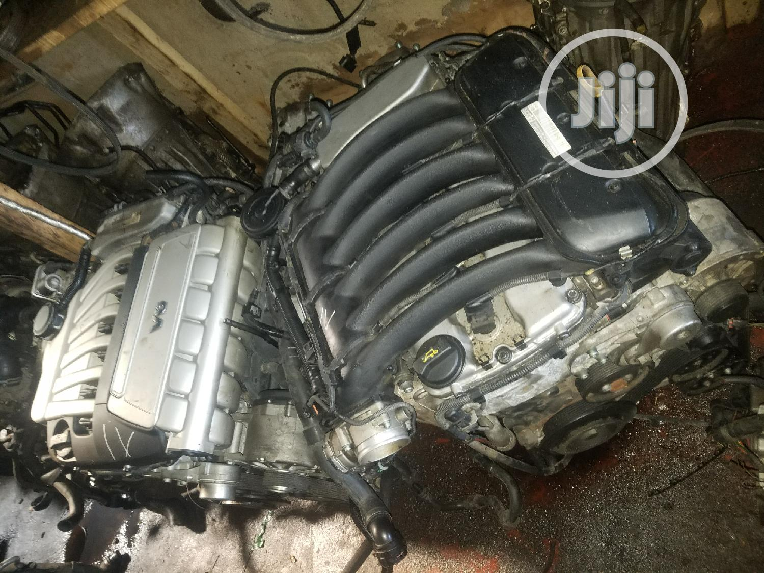 Engine V6 Porsche and V6 Touareg   Vehicle Parts & Accessories for sale in Surulere, Lagos State, Nigeria