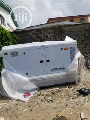 150KVA Perkins Sound Proof Diesel Generator   Electrical Equipment for sale in Lagos State, Ojo
