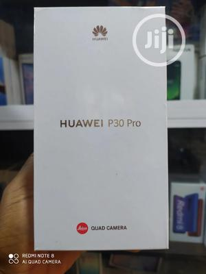 New Huawei P30 Pro 128 GB Black | Mobile Phones for sale in Lagos State, Ikeja