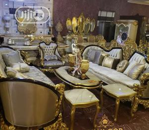 Complete Set Turkey Luxury Royal Sofa Set With Dining Set | Furniture for sale in Abuja (FCT) State, Maitama