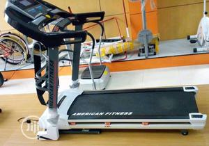 Heavy Duty 2.5hp Treadmill With Massager and Mp3 | Sports Equipment for sale in Lagos State, Lekki