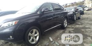 Lexus RX 2010 Blue   Cars for sale in Lagos State, Apapa