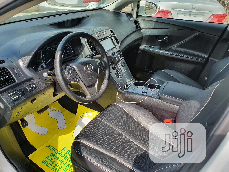 Toyota Venza 2015 White | Cars for sale in Surulere, Lagos State, Nigeria