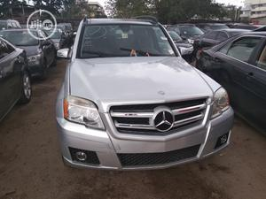 Mercedes-Benz GLK-Class 2011 350 Silver | Cars for sale in Lagos State, Apapa
