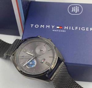 Top Quaality Tommy Hilfiger Stianless Steel Watch | Watches for sale in Lagos State, Magodo