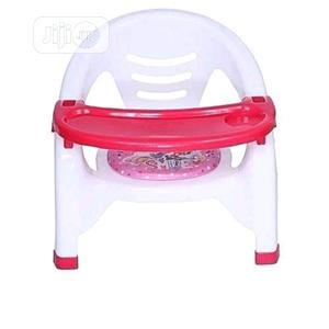 Kids Plastic Chair With Attached Table   Children's Furniture for sale in Lagos State, Amuwo-Odofin