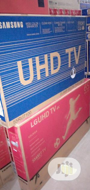 Samsung TV 55inches Led Smart TV | TV & DVD Equipment for sale in Lagos State, Ojo
