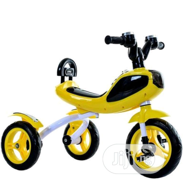 Kids Tricycle With Lights And Music