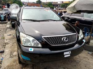 Lexus RX 330 AWD 2006 Black   Cars for sale in Lagos State, Apapa