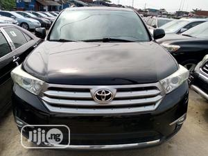 Toyota Highlander 2012 Black   Cars for sale in Lagos State, Apapa