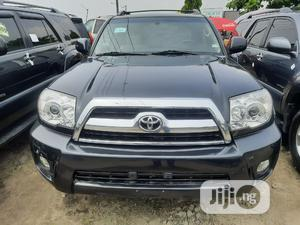 Toyota 4-Runner 2007 Limited V6 Gray | Cars for sale in Lagos State, Apapa