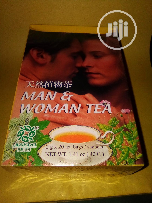 Man & Woman Tea