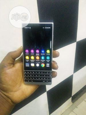 BlackBerry KEY2 64 GB Silver | Mobile Phones for sale in Lagos State, Ikeja