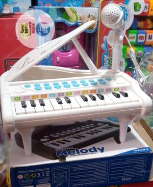 Microphone And Piano | Babies & Kids Accessories for sale in Lagos State, Ojodu